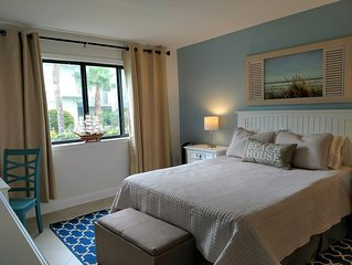 ♥♥Beautiful First Floor Corner Unit in Golf Villas Section - Newly Renovated♥♥