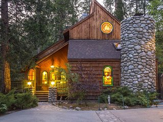 SECLUDED MTN. HOME  3BDRM +LOFT 3BATH.,OCTOBER SPECIAL DISCOUNT MONTH 3 DAY STAY