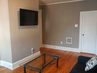1200 SqFt Condo Above Abolitionist Ale Works Charles Town w/ Laundry & Deck #201