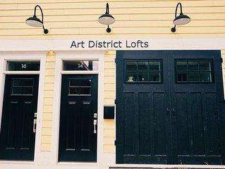 Art District Lofts-Historic Downtown Fond du Lac. History meets luxury