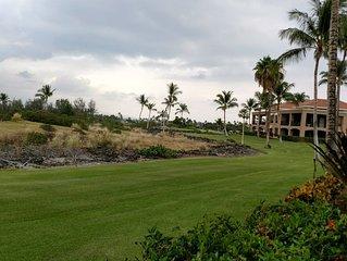 Huge 2 Bedroom Plus Villa Duplex in Waikoloa