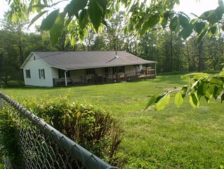 Come Stay & Play In the Heart of New River Gorge Country!