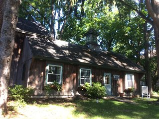 Private Studio Cottage in Village Setting