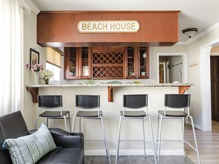 LB New & Upgraded Beach House Walk 2 Sand Sleeps 9