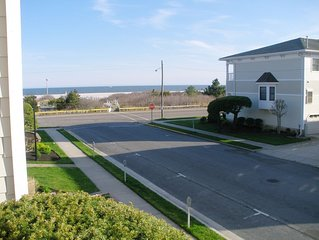 Beachfront Cape May Condo
