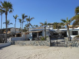 On the Beach, Remodeled 1bd/1ba Casita,  100% Pure Geothermal Well Water