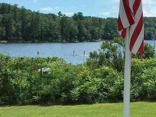 Beautiful Glen Lake FOUR season Home on 3.13 acres!!