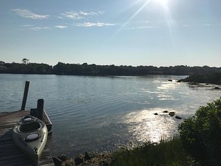 WATER FRONT  / PRIVATE DOCK / LARGE YARD / NEWLY RENOVATED