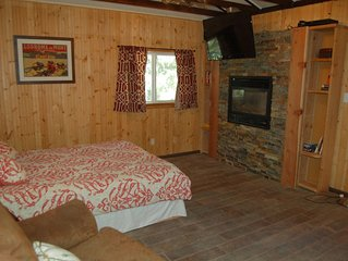 Stand-alone quiet studio in the Rocky mountains near Barker Reservoir
