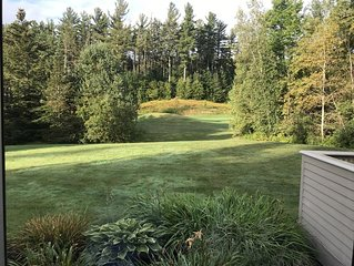 Great 3 Bedroom Unit Right On Golf Course and Convenient to Slopes