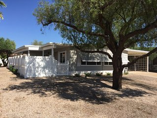 Comfortable and Cozy Vacation Home in Sun Lakes Country Club, AZ.