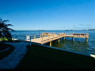 Direct Waterfront Condo in Dunedin, Florida ~ Near Honeymoon Island