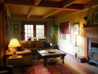 Reserve now for Holiday Season: Dec 15-Jan 2. Reduced Rate for Dec 13-16th!