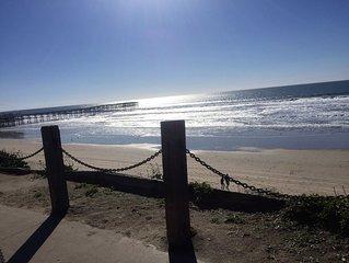 Pacific Beach- STEPS TO THE BEACH