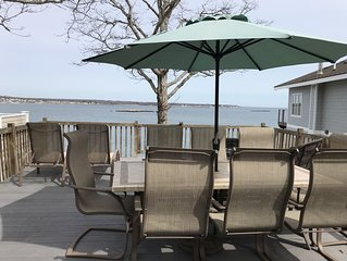 Waterfront Cottage in Point O'Woods Old Lyme CT