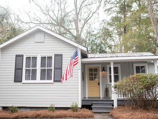 Farmhouse Cottage in Downtown Summerville