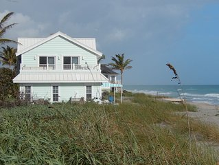 Beautiful Secluded Beach House for rent on prestigious Jupiter Island.