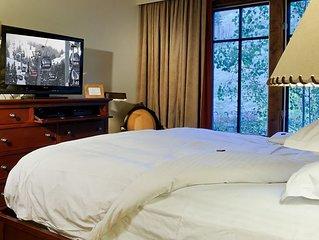 The Ritz Carlton Club Aspen Highlands - 3 bed/3 bath luxury slopeside condo
