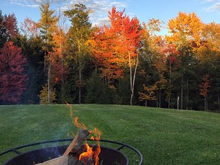 Attention Leaf-Peepers & Star Gazers! Sagamore Hotel, Bolton and Lake George!