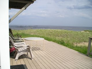 oceanfront home, panoramic views, full beach access