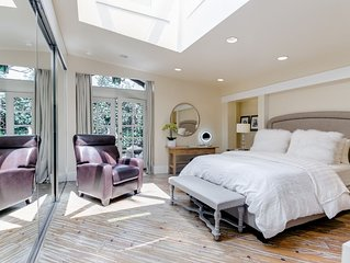 Posh 1- Artist's Retreat in Secluded Pasadena Guesthouse