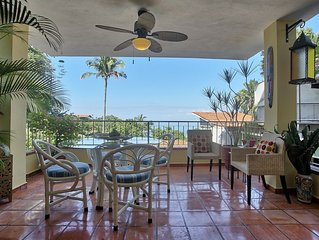 Condo - Amapas area, amazing ocean views, a tranquil / meditative retreat