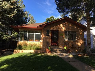 Updated Mid-Century Jem in Old Town Longmont!