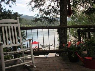Cozy Lake Place Getaway