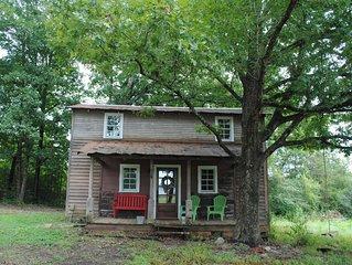 Historical Farm Cottage Retreat near Clemson