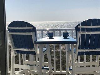 Beachfront Condo in a terrific Carolina Beach Location