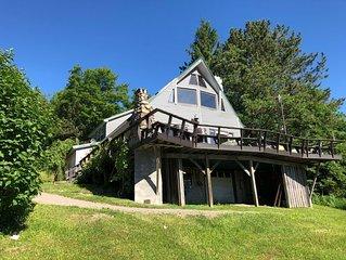 Beautiful Cabin on Mystic Mountain
