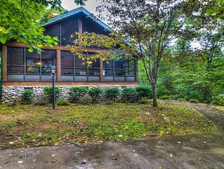 Red leaf Lodge. Your Home away from home in the Smokies