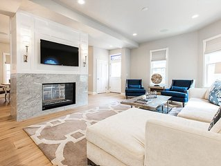 Luxury Old Town Home in Prime Location- Steps to Main St. & Slopes