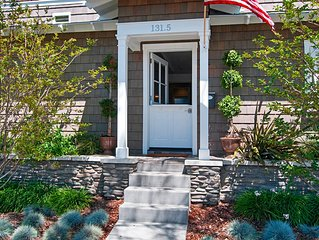 Charming 2 Bedroom Cottage In Coronado!