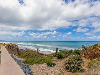 Spacious Solana Beach Condo for Rent