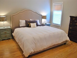 NEW OLE MISS 2 Bedroom Rental. Sleeps 4