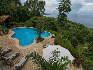 Now Available XMAS!! Magnificent & Palatial Tropical Villa with Commanding View