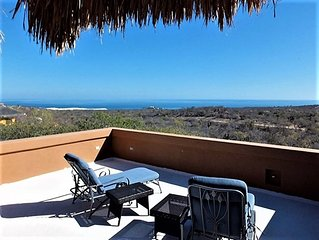 Two bedroom beach-view house - East Cape of Baja Mexico.
