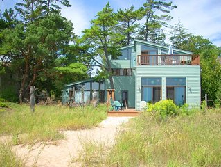 Fantastic Family Cottage on Sand Beach