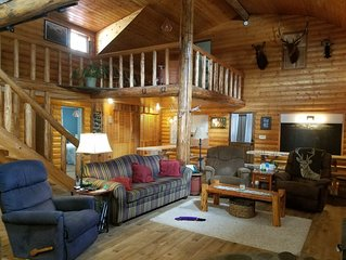 Stay in a little piece of history at Elk Ridge Lodge!