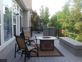 Basement Apartment in an Outdoor Lovers Paradise