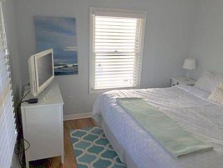 Point Pleasant Beach house with nice backyard sleeps 6