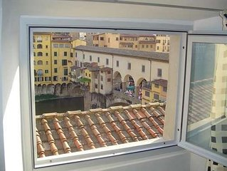 Gorgeous Suite in Front of the Ponte Vecchio