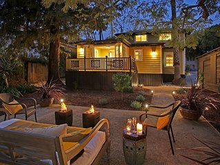 Garden Bungalow Best Location Downtown at the Parks