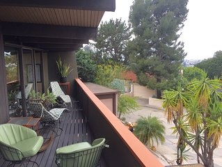 Silverlake Hills Mid-Century view home