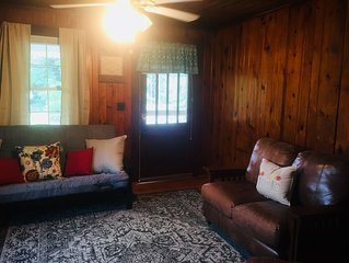 Corne Cottage, Tuxedo, NC * 30mins from Asheville & Tryon