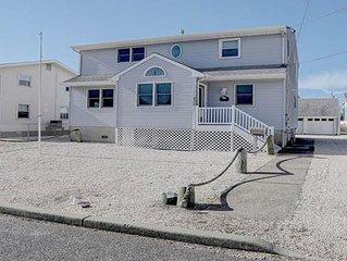 Spacious Beach House with Open Floor Plan