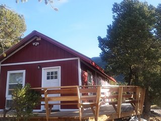 Cabin in the Mountains overlooking Cedar City