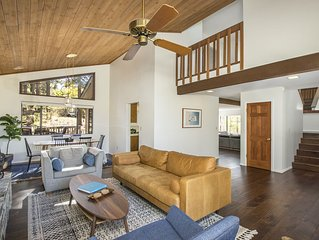 Mountain Chalet - Modern, Updated, Spacious Flagstaff Home