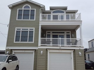 Family Friendly Lower Unit 3 bed/2 bath Sleeps 8 Quiet North End Seaside Heights